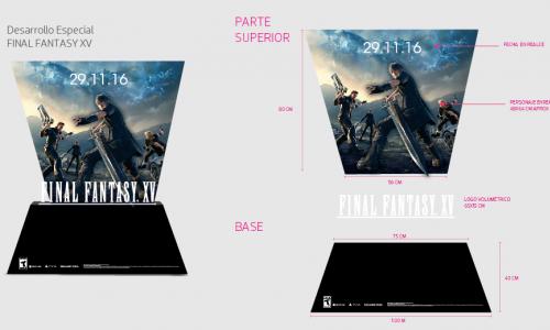 Desarrollo Final Fantasy